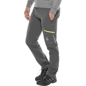 Haglöfs Lizard - Pantalones Hombre - gris